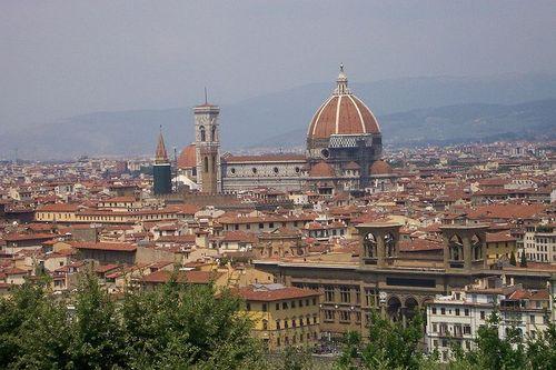 フィレンツェ歴史地区