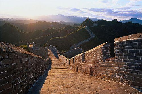 万里の長城 by Wikipedia