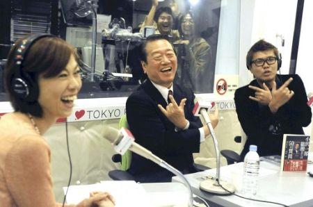 民主党:小沢代表】血の繋がりはなくともDAIGO人気にあやかりたい ...